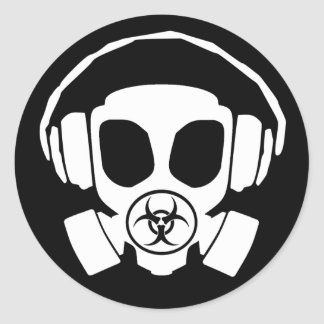 Pandemic Protocol sticker (6 pack)