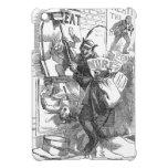 Pandemónium de los posters - Jack the Ripper iPad Mini Cárcasa