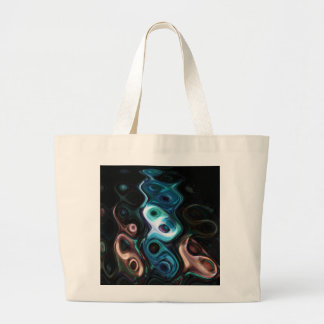 pandemonium large tote bag
