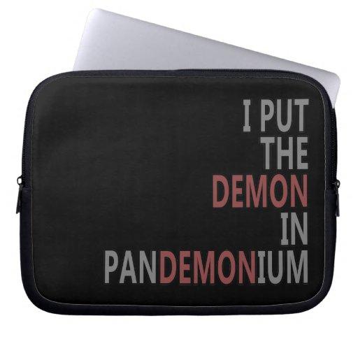 Pandemónium Mangas Computadora