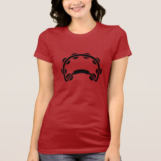 Pandereta Camiseta