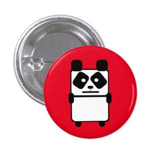 Pandie Bear Button