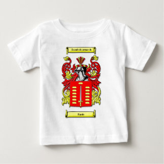 Pando Coat of Arms Infant T-shirt