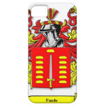 Pando Coat of Arms iPhone 5 Cover