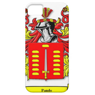 Pando Coat of Arms iPhone SE/5/5s Case