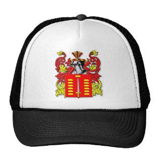 Pando Coat of Arms Trucker Hat