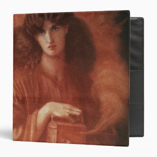 "Pandora, 1869 carpeta 1 1/2"""