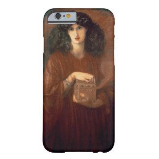 Pandora, 1871 (aceite en lona) funda de iPhone 6 barely there
