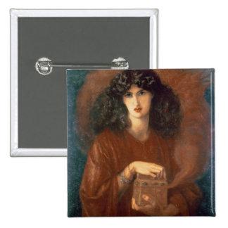 Pandora, 1871 (oil on canvas) button