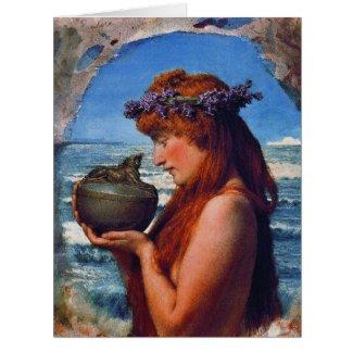 Pandora 1881 card