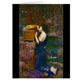 Pandora 1896 card