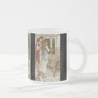 Pandora and the Forbidden Box Coffee Mugs