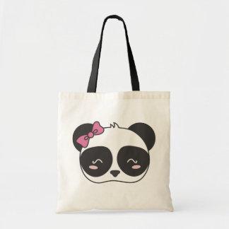Pandora la panda adorable bolsa de mano