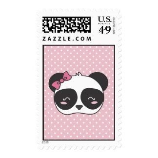 Pandora, la panda adorable sellos