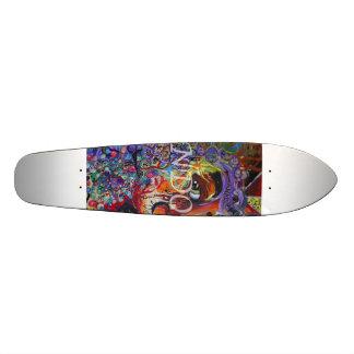 Pandora-MikeHooper's LongBoards@ Custom Skate Board