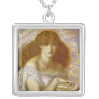 Pandora Opens Gold Box Silver Plated Necklace