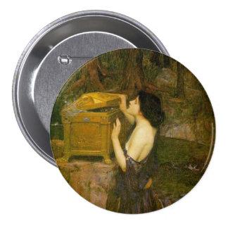 Pandora Pinback Buttons