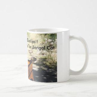 Pandora the Bengal Duckie Mug
