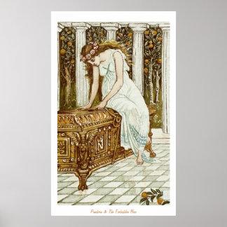 Pandora & The Forbidden Box Poster