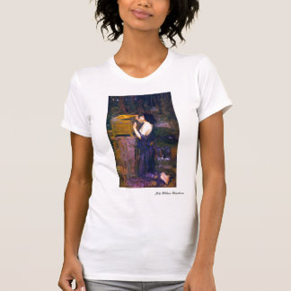 Pandora's Box by Waterhouse Romance Fantasy T-Shirt