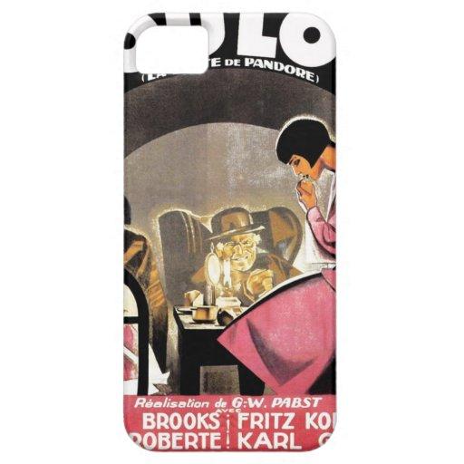 Pandora's Box - Lulu Brooks iPhone 5 Cover