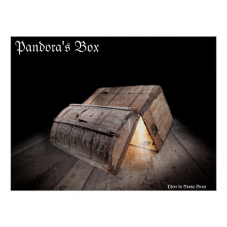 Pandora's Box Posters