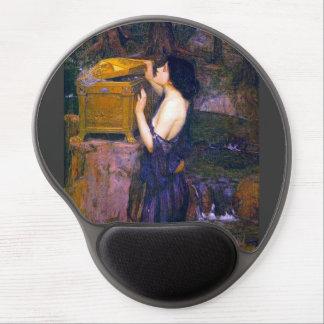 Pandora's Box Pre-Raphaelite Painting Gel Mouse Pad