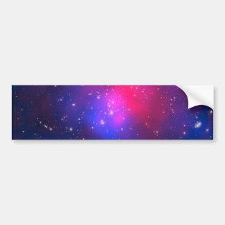 Pandora's Cluster – Abell 2744 Bumper Stickers
