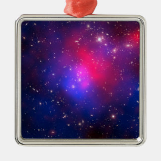 Pandora's Cluster - Abell 2744 Galaxies Christmas Ornament