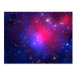 Pandora's Cluster - Abell 2744 Galaxies Post Card