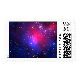 Pandora's Cluster - Abell 2744 Galaxies Postage