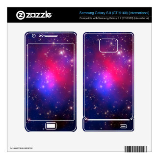 Pandora's Cluster - Abell 2744 Galaxies Samsung Galaxy S II Skins