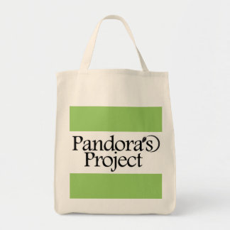 Pandora's Project Shopping Bags