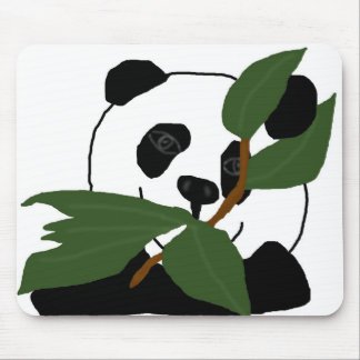Pandy sweetheart Mouse pad