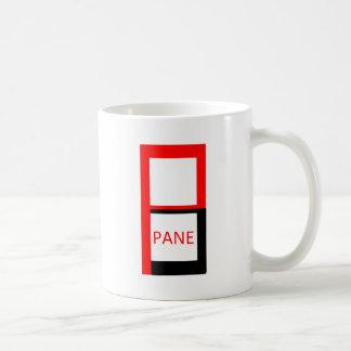 PANE Logo Coffee Mug