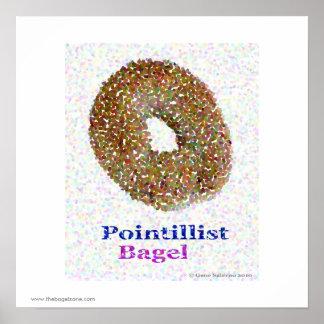 Panecillo del Pointillist Posters