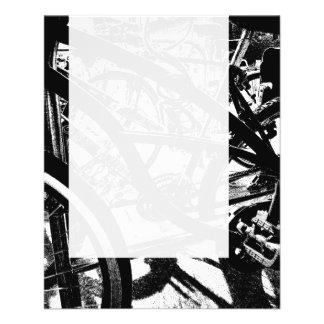 Panel 0106 - Bicycle Rack HC Flyer