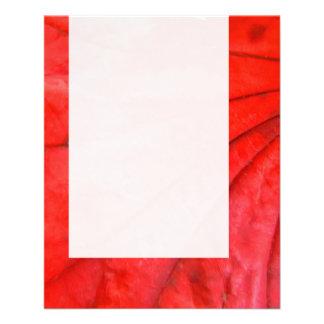 Panel 0111 - Japanese Maple Leaf Flyer Design