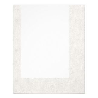 Panel 040 - Canvas Look Flyer