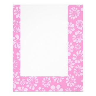 Panel 050 - Pink Floral Flyer