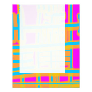 Panel 059 - Colorful Abstract Flyer