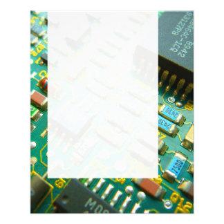 Panel 093 - Circuitry Flyer