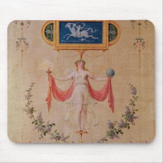 Panel from the boudoir of Marie-Antoinette Mousepad