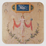 Panel from the boudoir of Marie-Antoinette Stickers