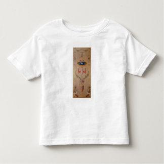 Panel from the boudoir of Marie-Antoinette Toddler T-shirt
