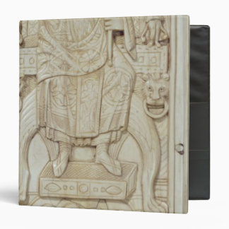 Panel from the Diptych of Consul Areobindus 3 Ring Binder