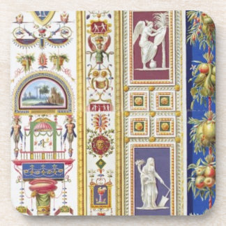 Panel from the Raphael Loggia at the Vatican, from Drink Coaster