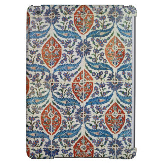 Panel of Isnik earthenware tiles Cover For iPad Air