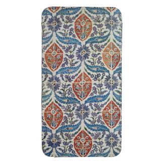 Panel of Isnik earthenware tiles Galaxy S4 Pouch