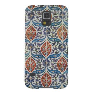 Panel of Isnik earthenware tiles Galaxy S5 Cover